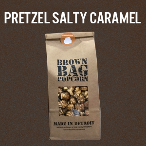 Pretzel Salty Caramel