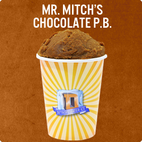 Mr. Mitch's Chocolate Peanut Butter
