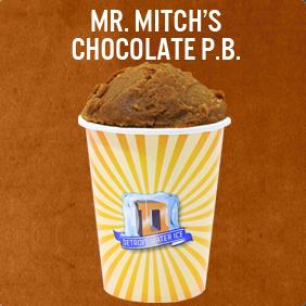 Mr. Mitch's Chocolate Peanut Butter