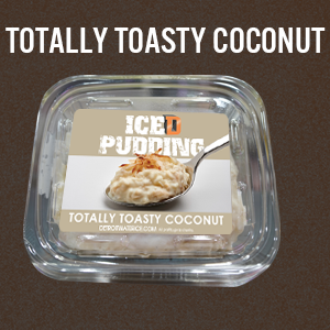 Totally Toasty Coconut