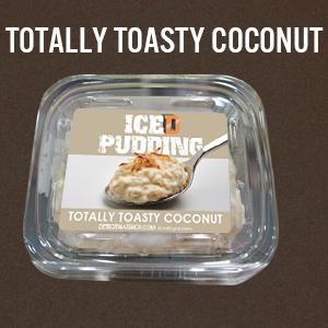 Totally Toasty Coconut