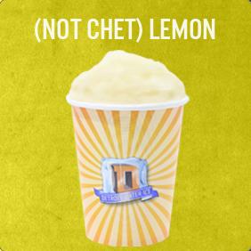 (Not Chet) Lemon