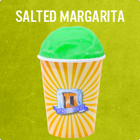 Salted Margarita