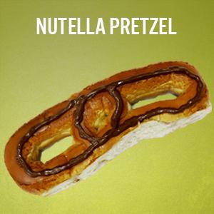 Philly Pretzels: Nutella