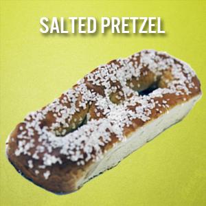 Philly Pretzels: Salted