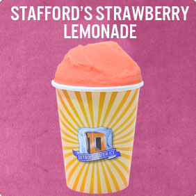 Stafford's Strawberry Lemonade